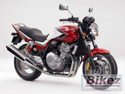 1999 Honda CB 500 photo