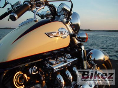 1999 Honda GL 1500 SE Gold Wing photo