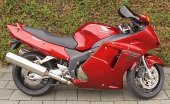 1999 Honda CBR 1100 XX Super Blackbird photo