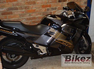 1999 Honda CBR 1000 F Specifications And Pictures