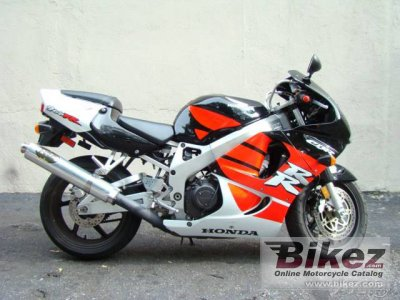 1999 Honda CBR 900 RR Specifications And Pictures