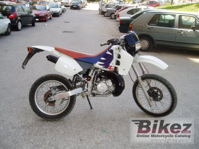 1999 honda crm 125 r specifications and pictures