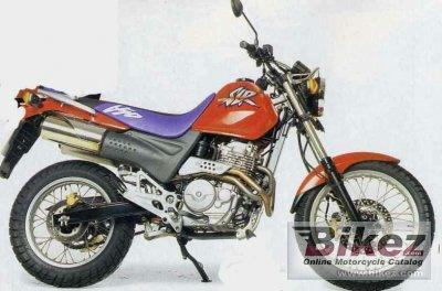 1999 Honda SLR 650