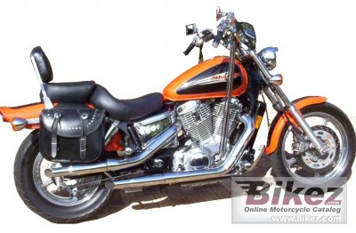 1999 Honda Vt 1100 C2 Shadow Specifications And Pictures