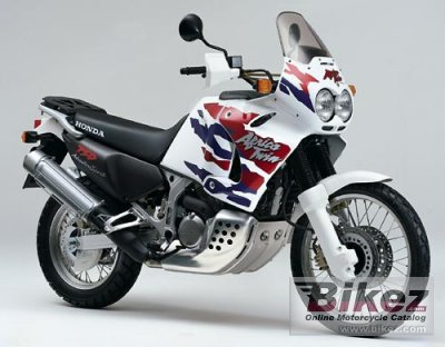 1999 Honda XRV 750 Africa Twin specifications and pictures