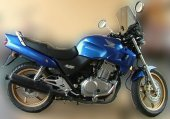 2000 Honda CB 500 photo