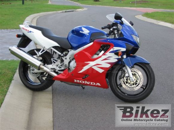 2000 Honda CBR 600 F Ultima Light