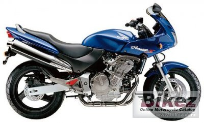 2000 Honda CB 600 S Hornet photo