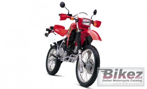 2000 Honda XR 650 photo