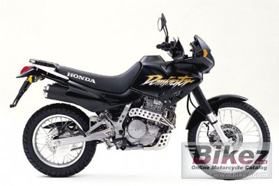 2000 Honda NX 650 Dominator photo