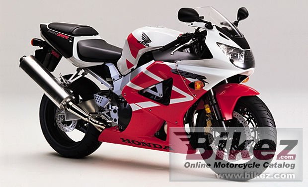 Published with permission. cbr 900 rr fireblade