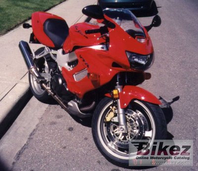 2000 Honda VTR 1000 F Firestorm photo