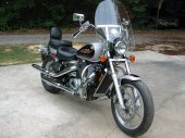 2000 Honda VT 1100 C Shadow Spirit