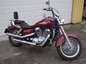 2000 Honda VT 1100 C2 Shadow ACE