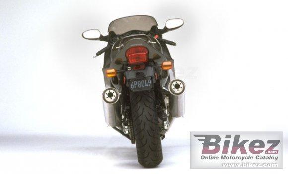 2000 Honda CBR 1100 XX Super Blackbird