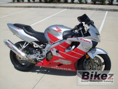 2000 Honda Cbr 600 F4 Specifications And Pictures