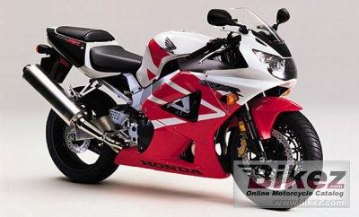 2000 Honda CBR 900 RR Fireblade