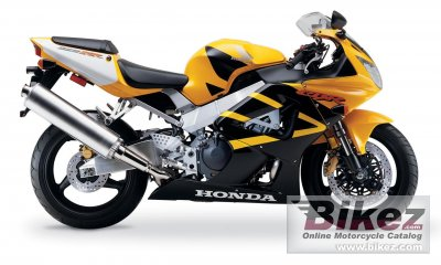 2000 Honda CBR929RR Specifications And Pictures