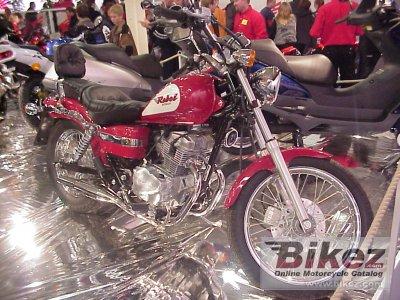2000 Honda Rebel 250 ED - Rebel 250 G