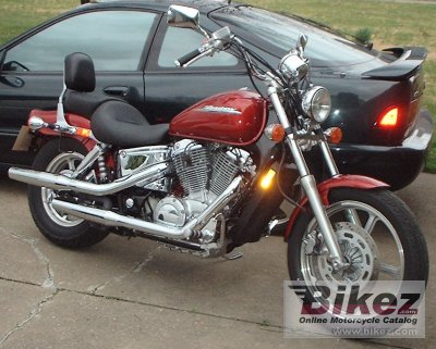 2000 Honda Vt 1100 C3 Shadow Specifications And Pictures