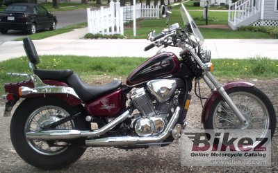 2000 Honda Vt 600 C Shadow Specifications And Pictures