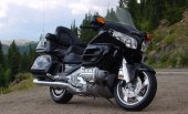 2001 Honda GL 1800 Gold Wing