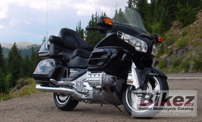 2001 Honda GL 1800 Gold Wing photo