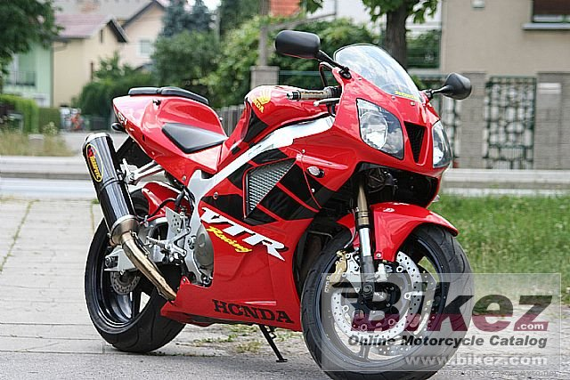 Big  vtr 1000 sp-1 picture and wallpaper from Bikez.com
