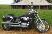 2001 Honda VT 750 C3 DC Black Widow