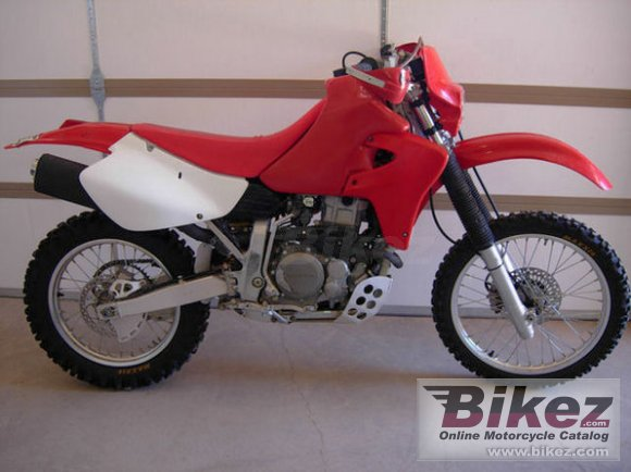 2001 Honda XR 650 R photo