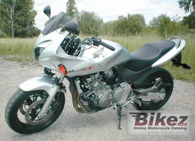 2001 Honda CB 600 S Hornet photo
