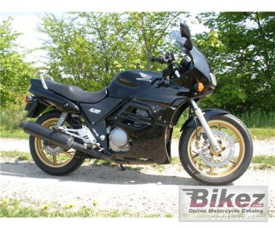 2001 Honda CB 500 photo