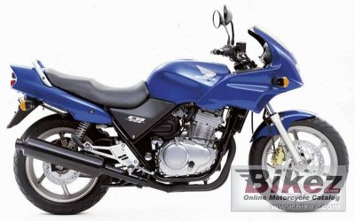 2001 Honda CB 500 S photo
