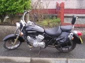 2001 Honda VT 125 C2 Shadow