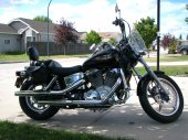 2001 Honda VT 1100 C2 Shadow