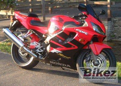 2001 Honda CBR 600 F Sport