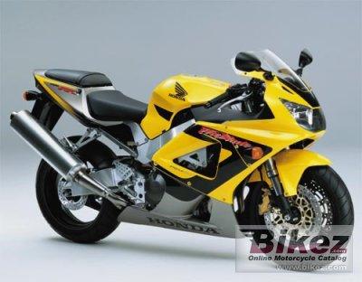 2001 Honda CBR 900 RR Fireblade