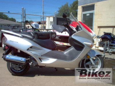 2001 Honda Reflex NSS 250 specifications and pictures