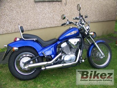 2001 Honda VT 600 C Shadow