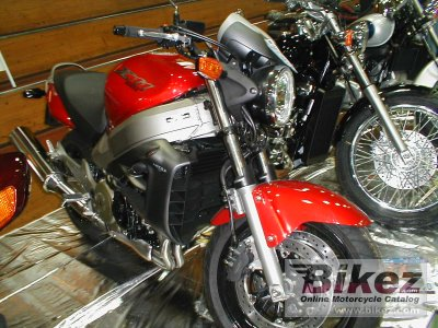 2001 Honda X-Eleven