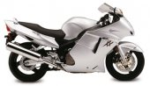 2002 Honda CBR 1100 XX Super Blackbird photo