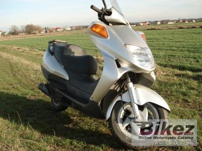 2002 Honda Pantheon 150 photo