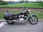 2002 Honda Shadow 125 photo