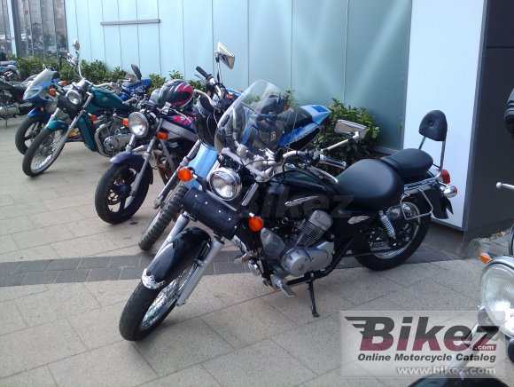 2002 Honda Shadow 125
