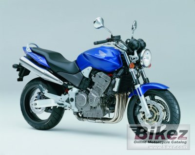 2002 Honda CB 900 F - 919 photo