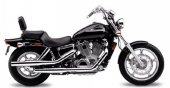 2002 Honda VT 1100 C Shadow Spirit