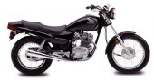 2002 Honda CB 250 Nighthawk photo