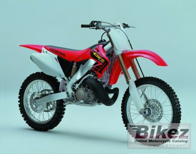 2002 Honda CR 250 R photo