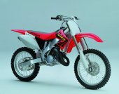 2002 Honda CR 125 R photo