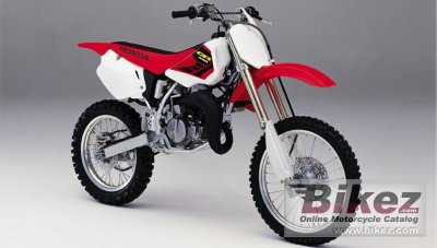 2002 Honda CR 80 RB Expert photo
